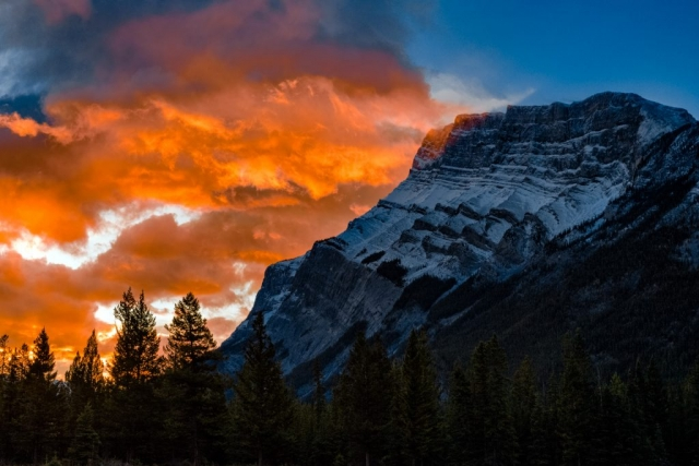 Landscape Photography Workshop Banff